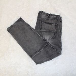 men brooklyn laundry skinny motor black size 36